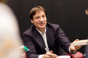 Павел Санаев. Встреча с читателями. Фотоотчёт